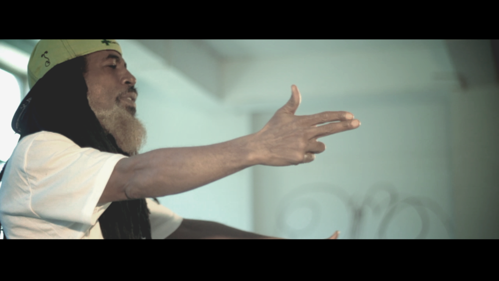 """Akil from the video for """"Boss Level 3"""""""