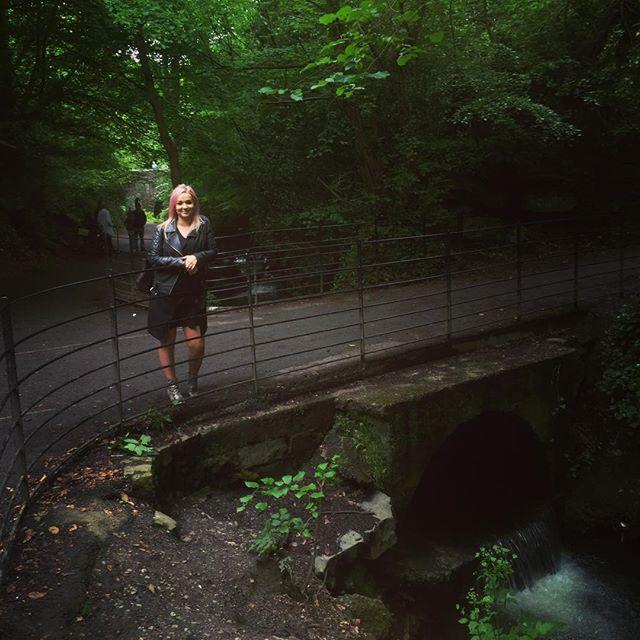 Sundays we'll spent with @becsfox 😍 #walk #Sunday #park #stannespark #river #dontgochasingwaterfalls #dublin