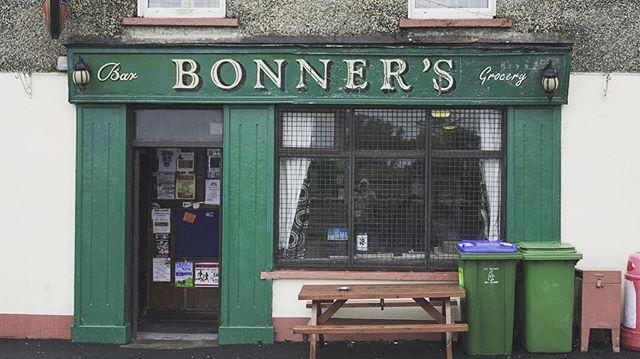 So close. #bonners #jonners #pub #groceries #obriensbridge #recee #locations #shoot #shannon #clare