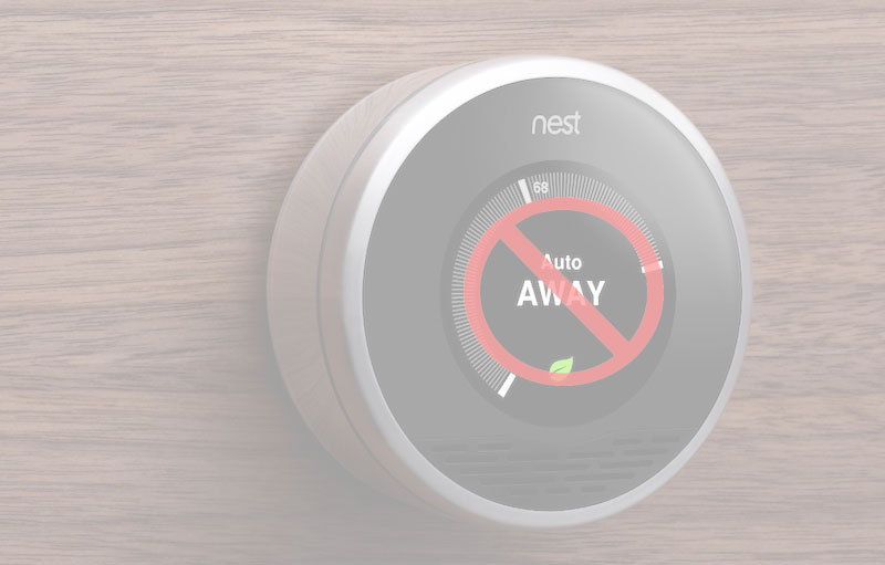 Why I No Longer Use Nest Auto-Away — Auto-adjust your smart