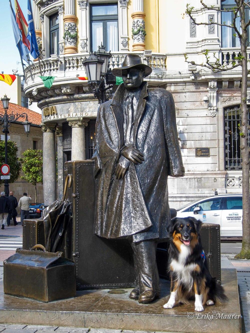 Oviedo, Spain - May 2013