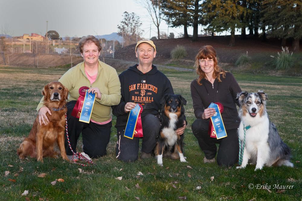 Bay Team DAM Winners - January 2013