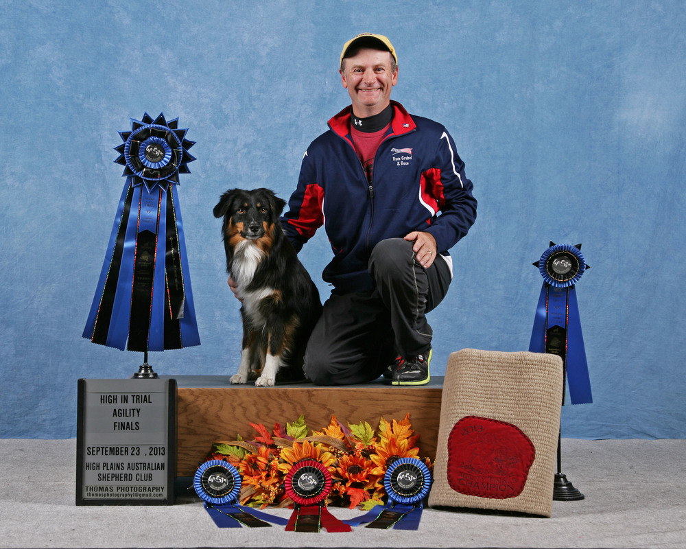 2013 ASCA Standard Agility Finals Champion Greeley, CO