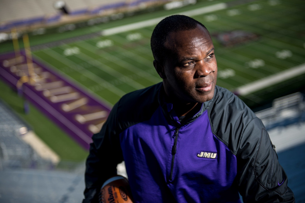 Coach Everett Withers