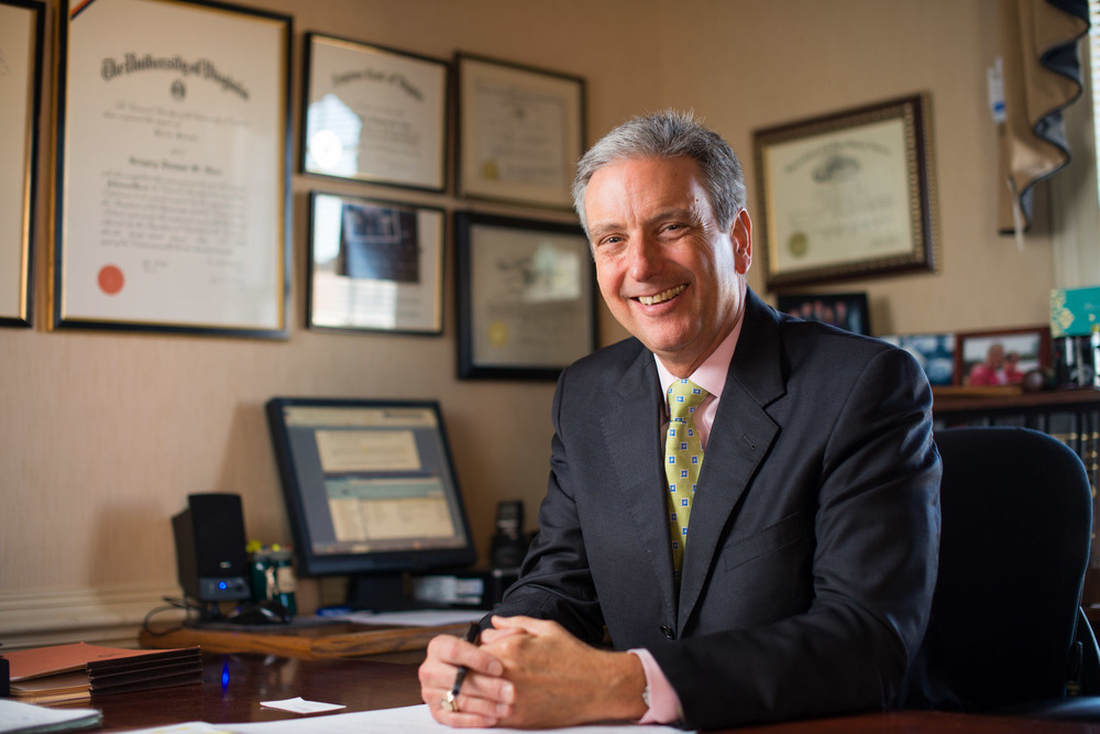 Corporate Photography in Harrisonburg Lawyer