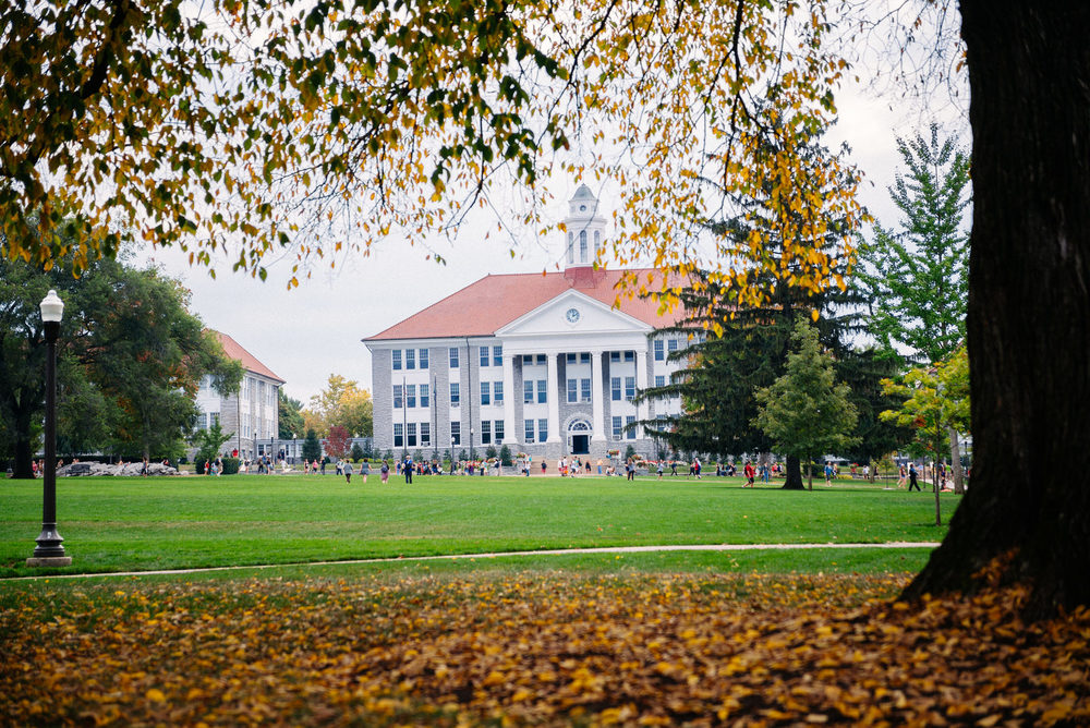 James Madison University: Wilson Hall