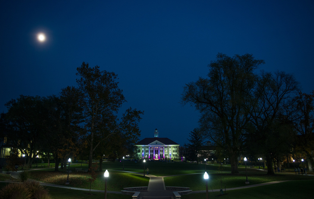 James Madison University: Homecoming