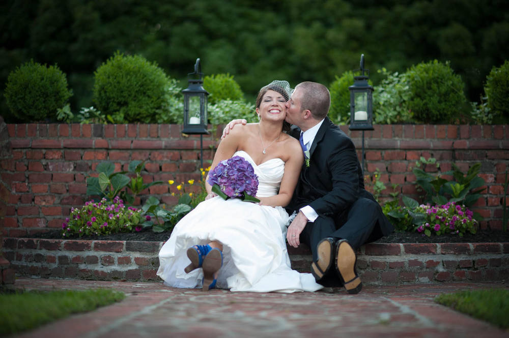 Historic Mankin Mansion Wedding Photography