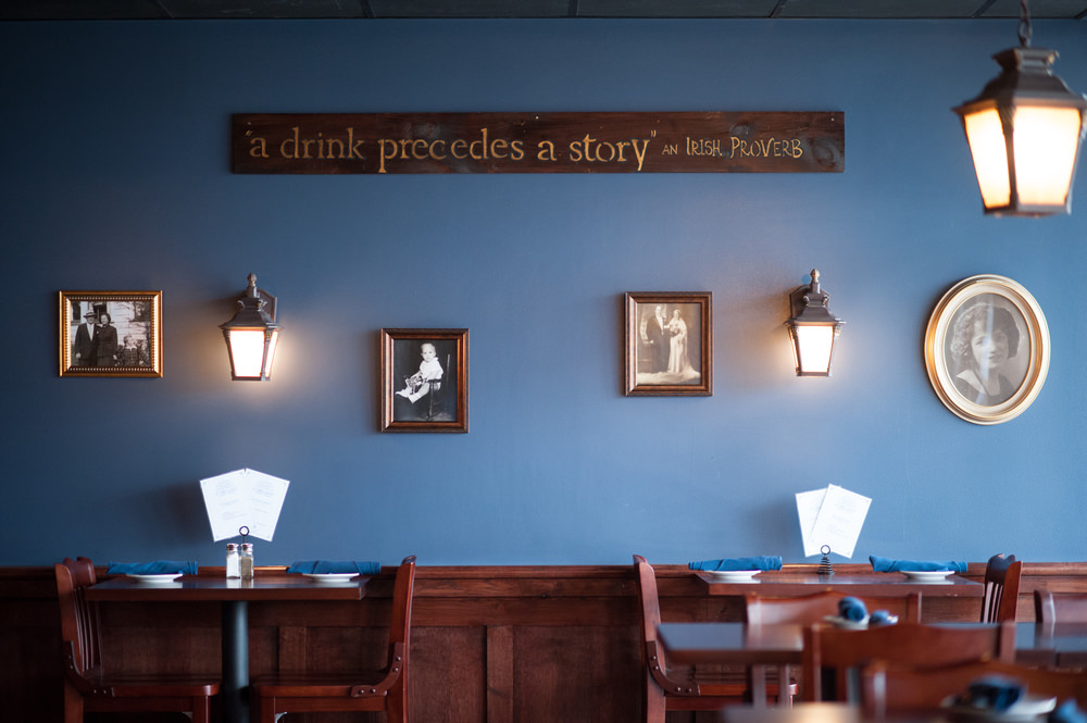 Interior Photography: Corgan's Public House
