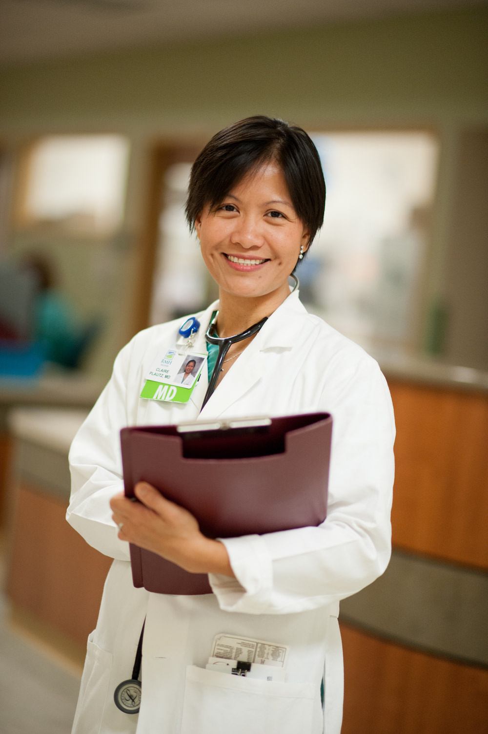 Corporate Photography: Sentara Healthcare