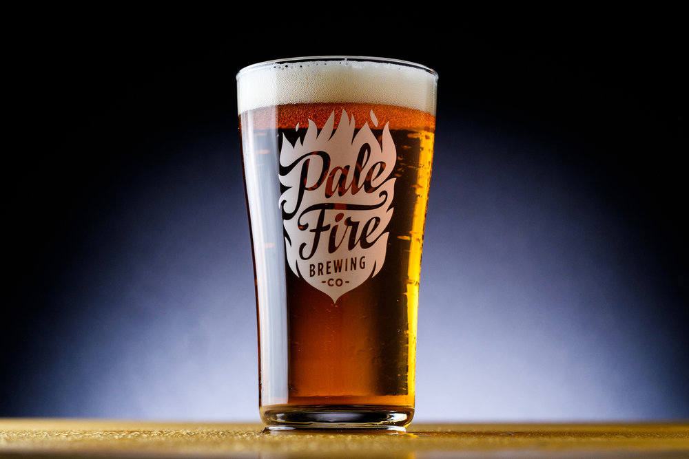 Corporate Photography: Pale Fire Brewing