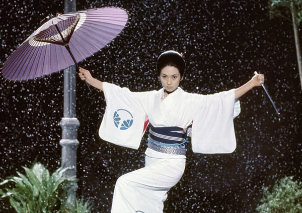 Lady Snowblood - The main female character