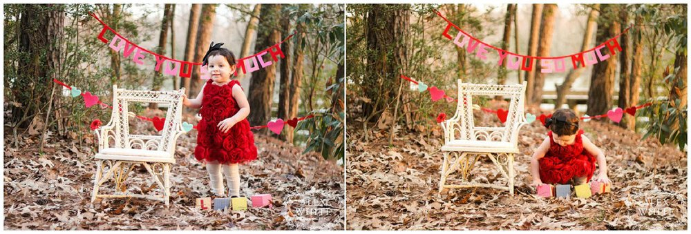 My beautiful baby girl. Such a cute little Valentine - I'm one lucky mommy :) River Grove Park, Kingwood, TX