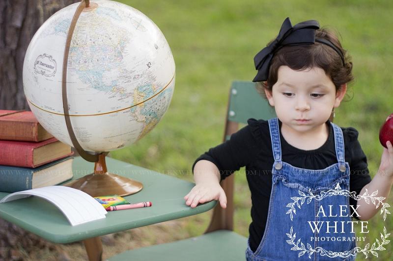 houston child photographer mini session back to school alexwhitephoto