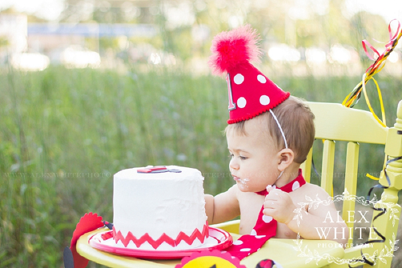 Brayden's Cake Smash The Woodlands, Texas alexwhitephoto (45).jpg