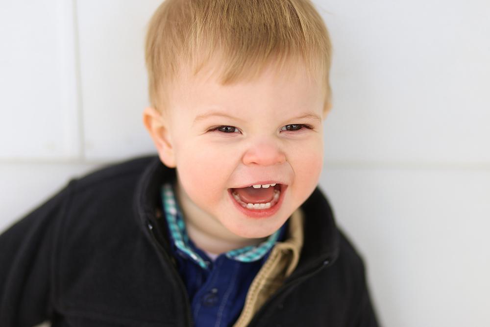 Portraits: Benjamin