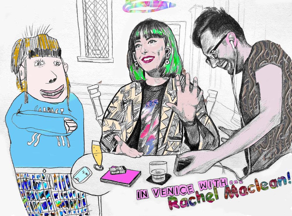 Rachel Maclean Venice.JPG