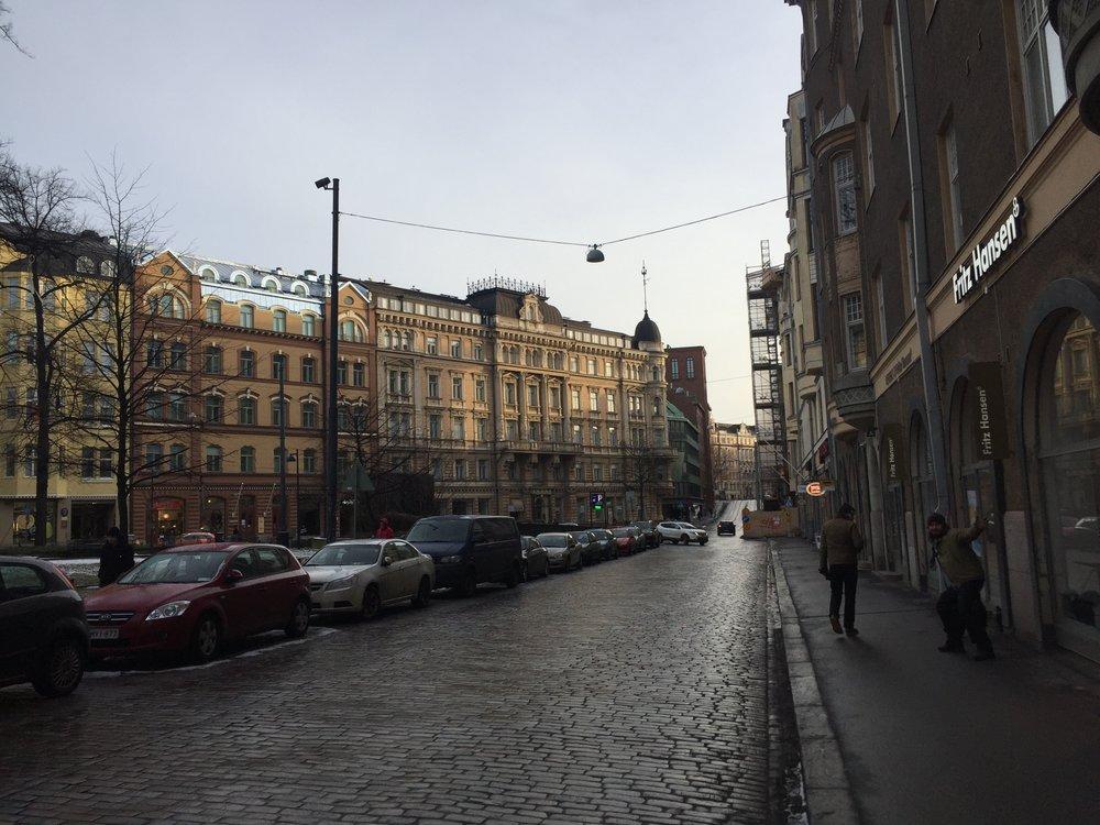 Dog-walk vibes Helsinki - Jukka & Kari