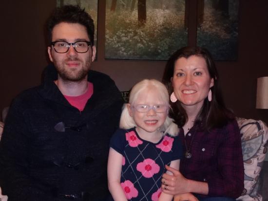 Jeremy, Zoey & Mary Pruitt