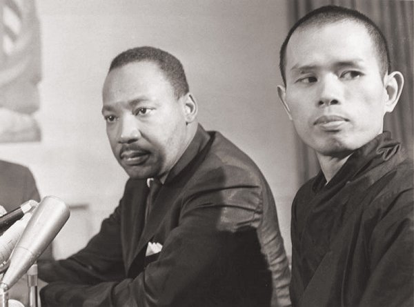 Martin Luther King Thich Nhat Hanh 11