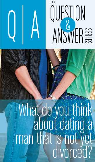 dating challenges divorced man