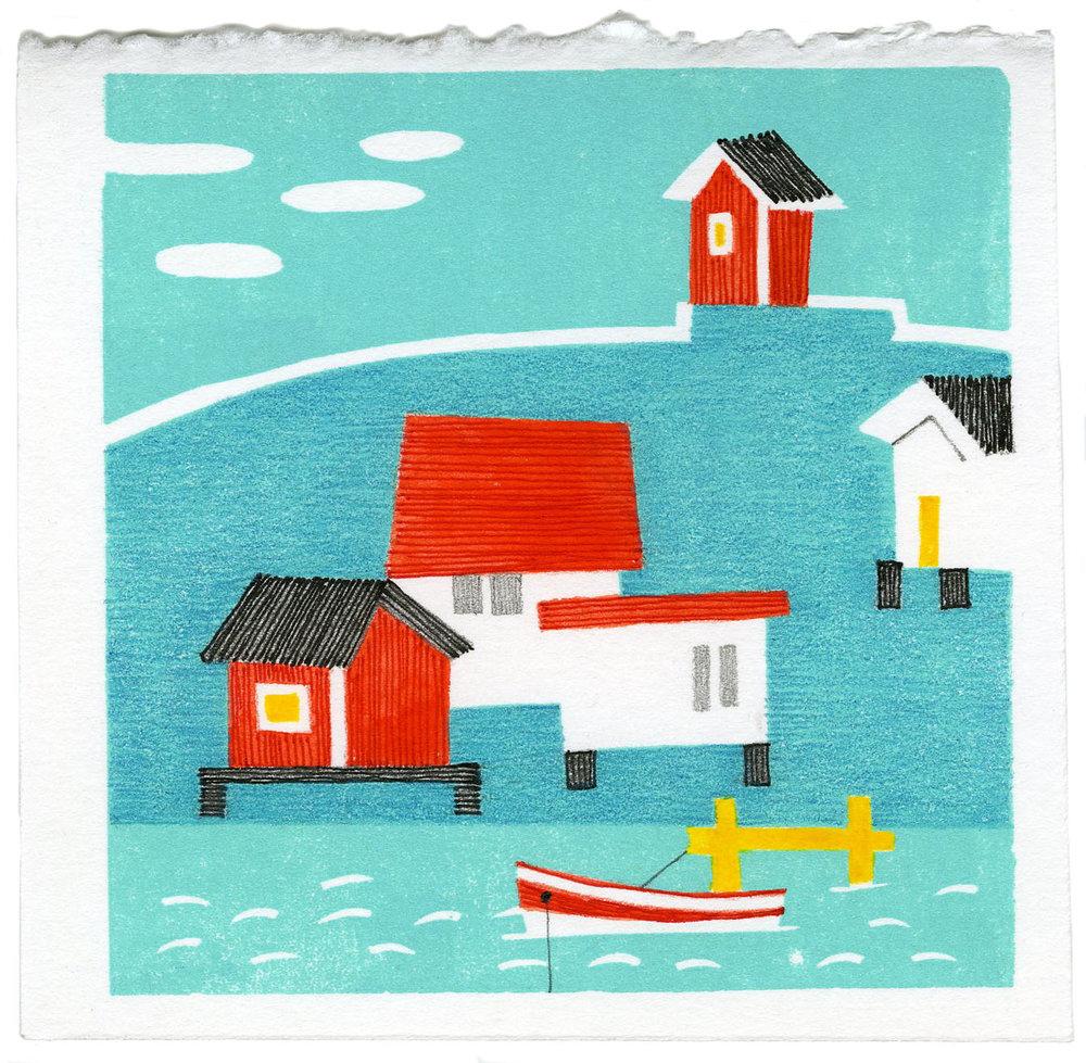 Swedish Village 1