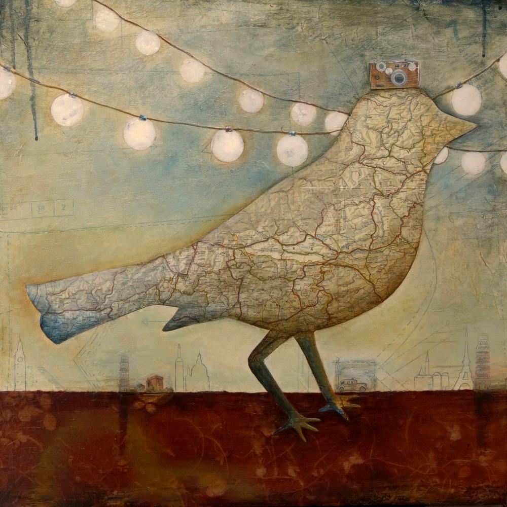 Traveling Bird