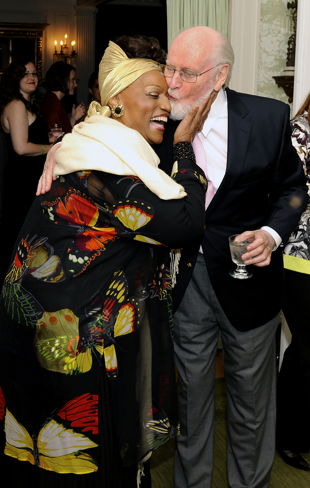 Jessye Norman and John Williams