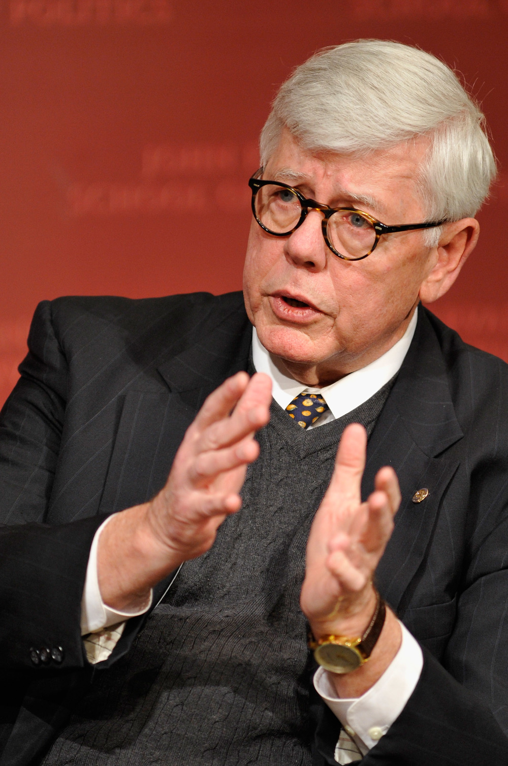 NRA's David Keene at Harvard