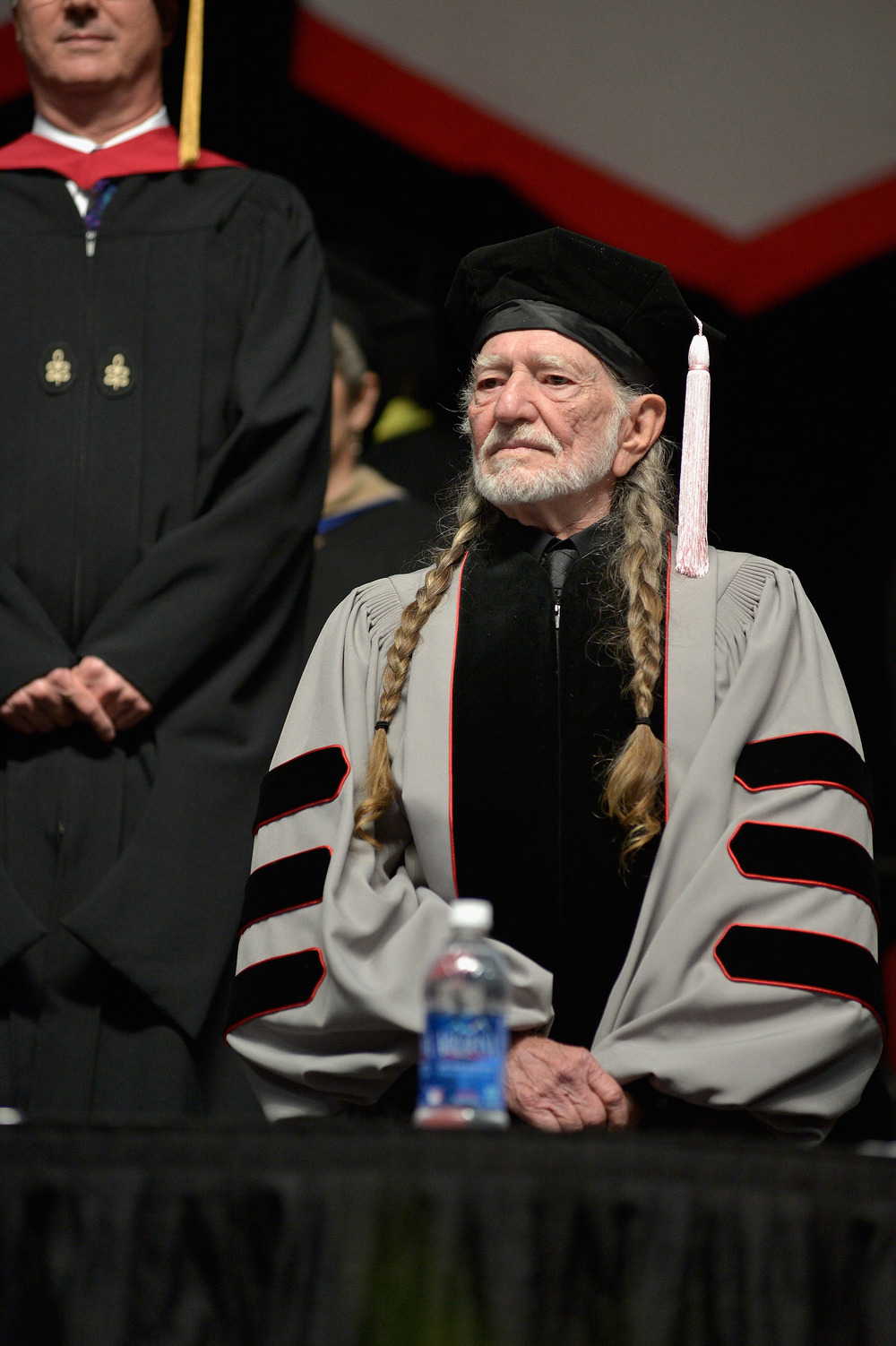 Willie Nelson at Berklee