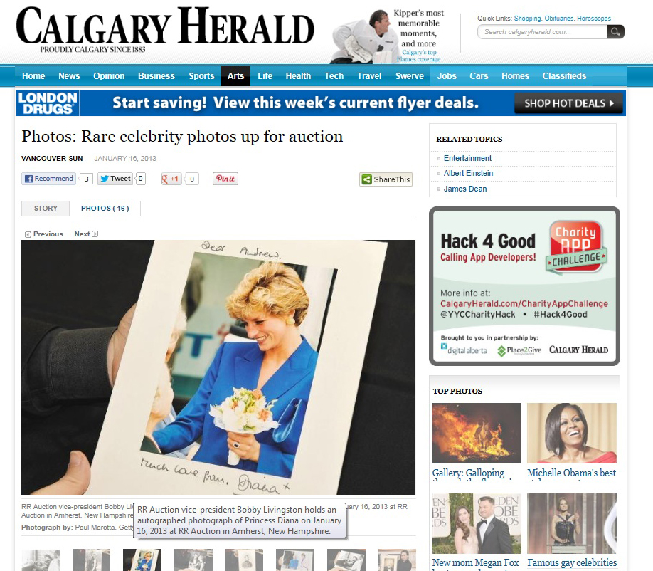 RRAuction Diana Calgary Herald.jpg