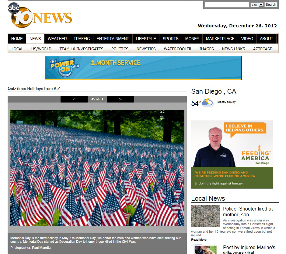 Memorial Day Flags abc 10 News.jpg