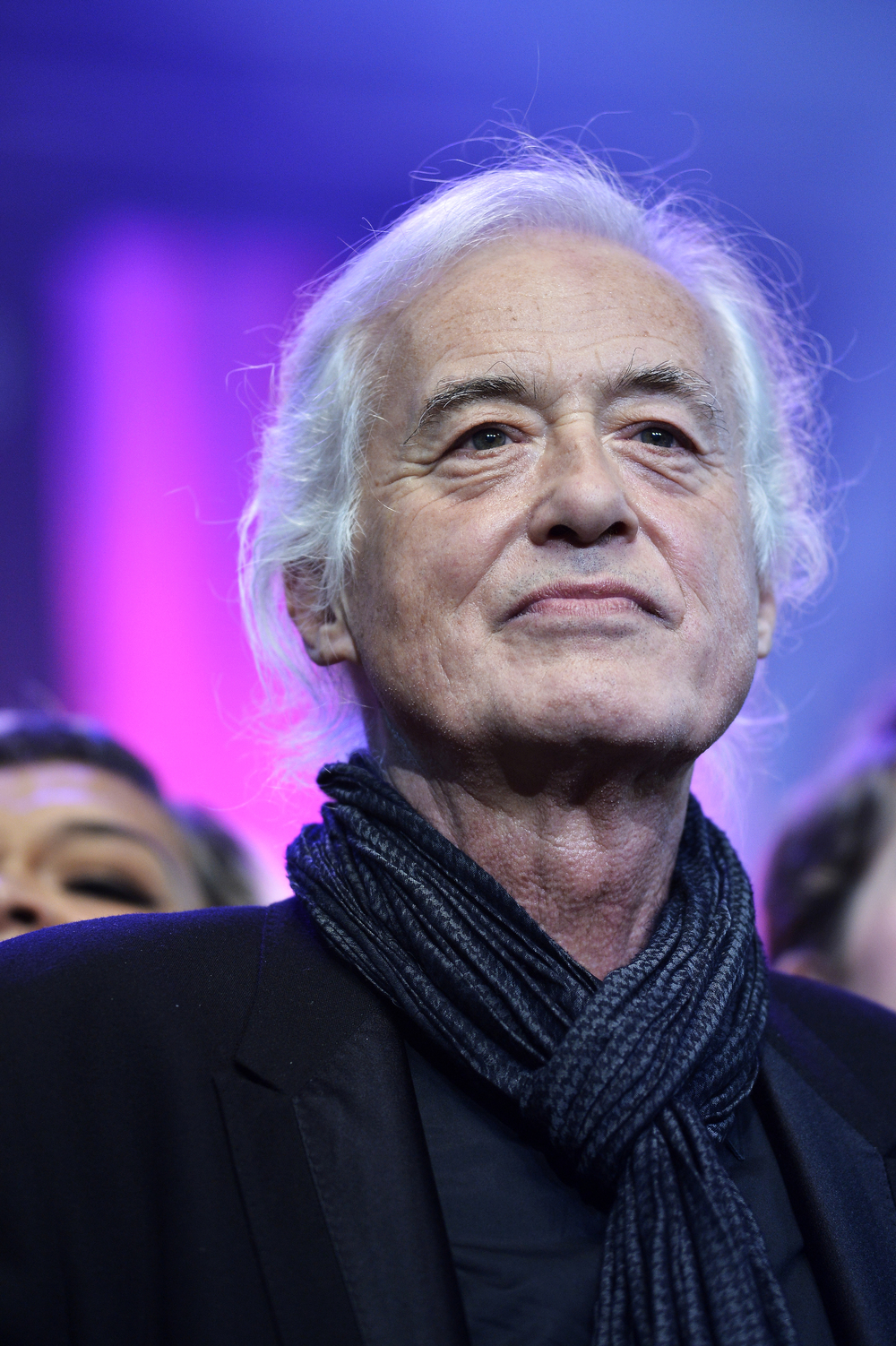 Jimmy Page at Berklee College of Music