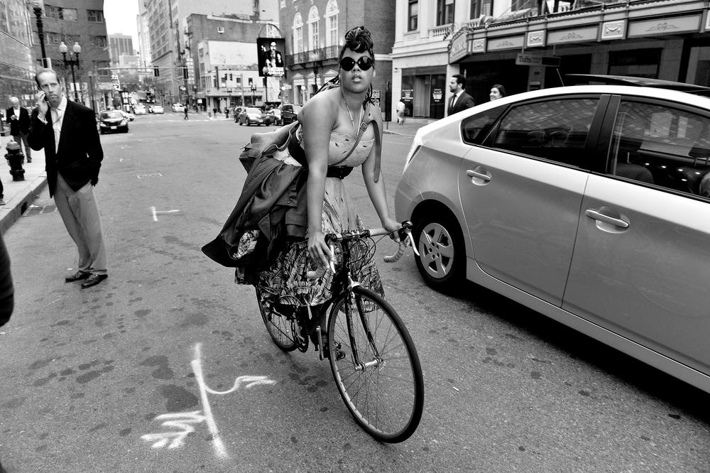 Boston Commuter