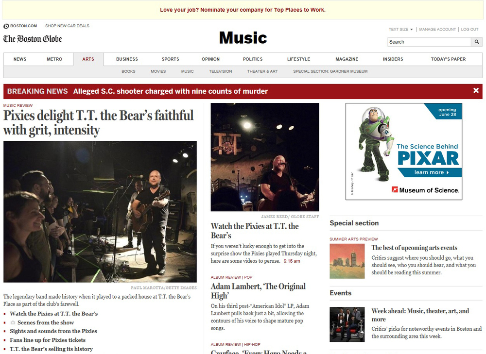 Pixies Globe Music Section lead.jpg