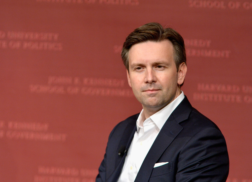 White House Press Secretary Josh Earnest at Harvard