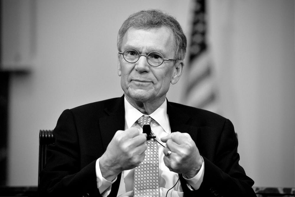 Former Democratic Majority Leader Tom Daschle