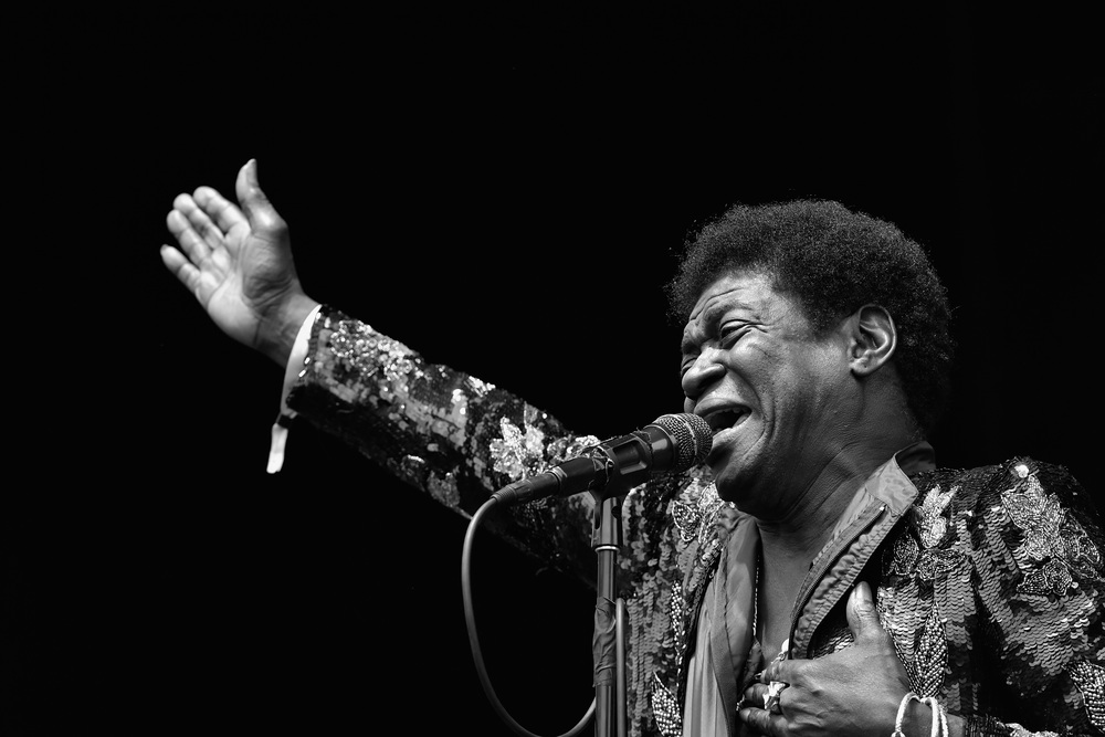 Charles Bradley at Boston Calling