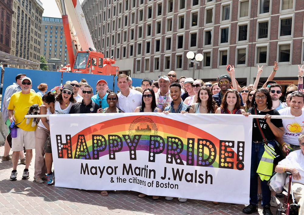 2015 Boston Pride Parade