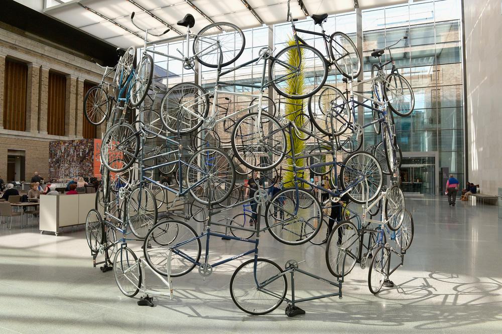 Ai Weiwei MFA Sculpture