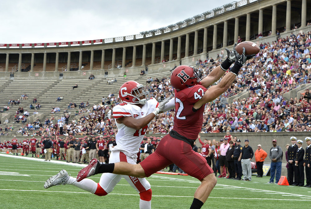 Harvard Crimson vs. Cornell Big Red Football