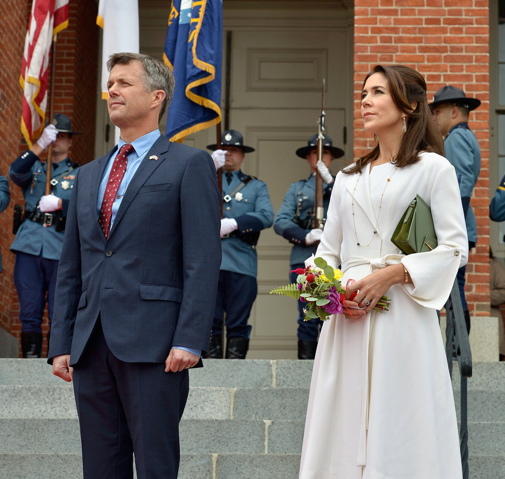 Danish Royals in Boston