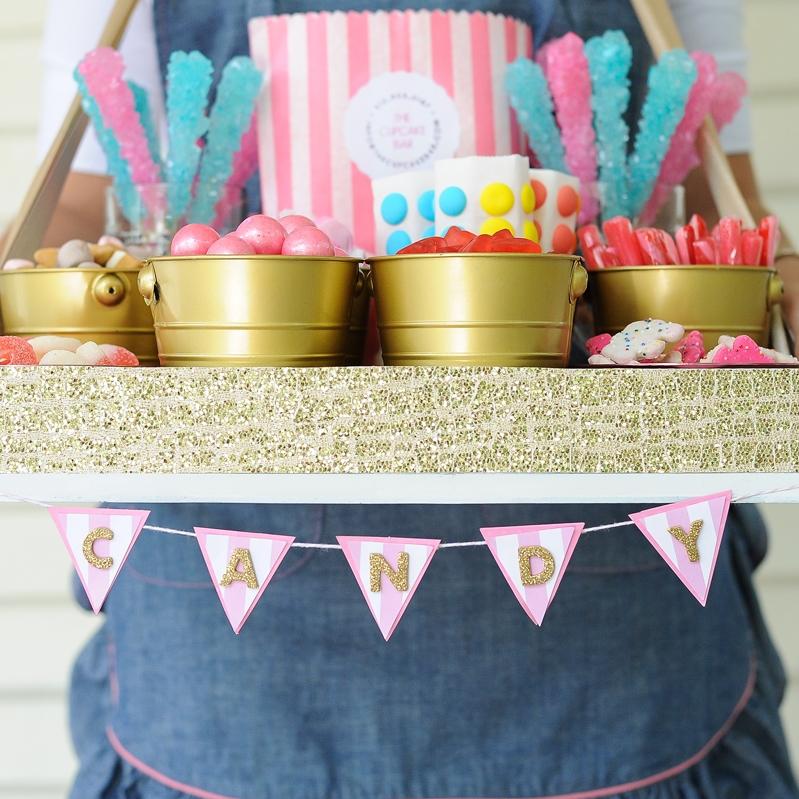 Roaming Treat Bar / The Cupcake Bar