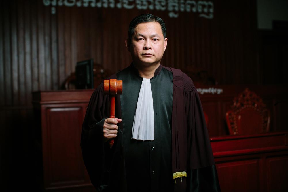 Vice President, Phnom Penh First Instance Court