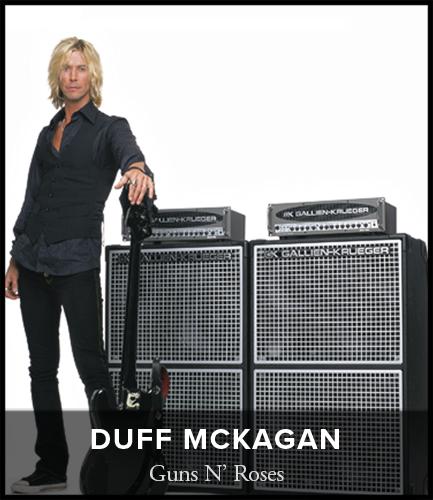Duff McKagan Gallien Krueger