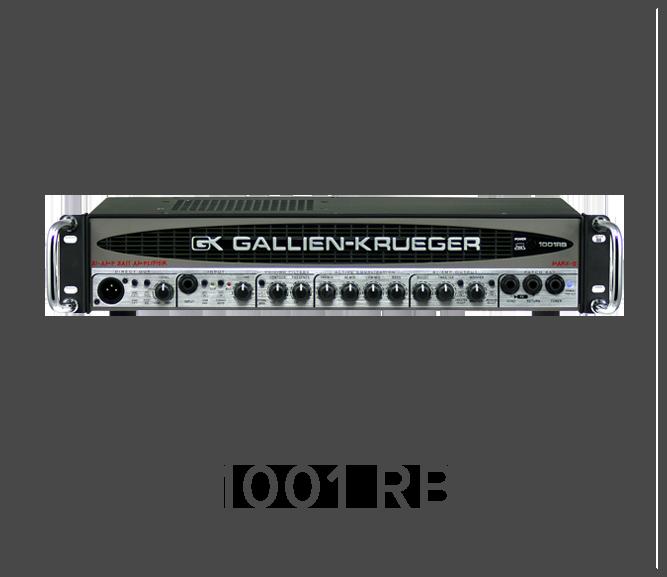 1001 rb gallien-krueger