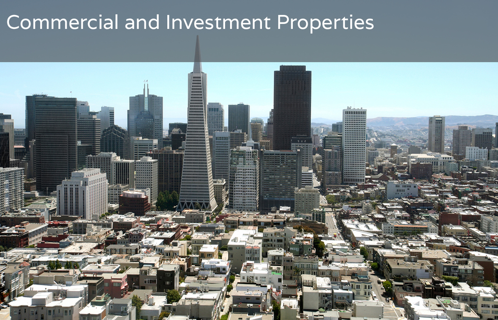 Commercial and Investment Properties