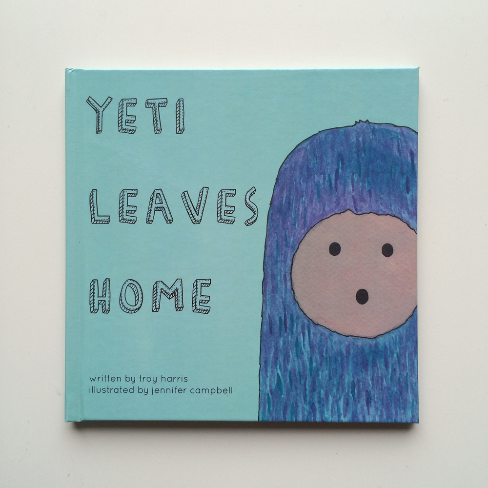 Yeti Leaves Home