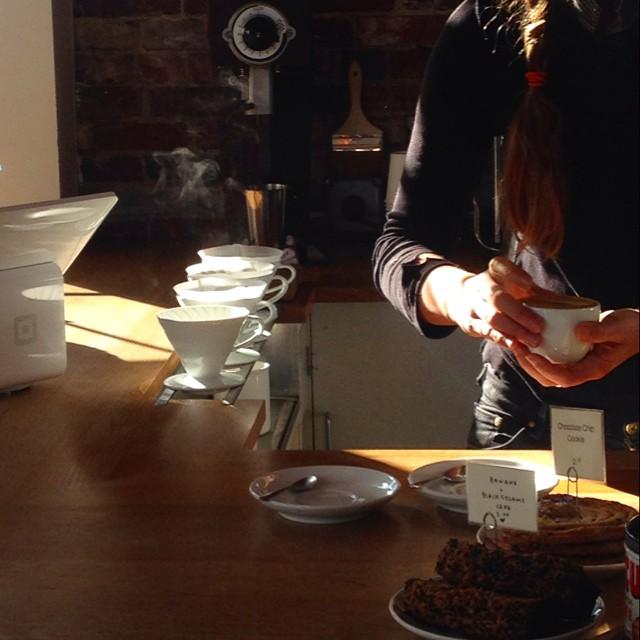 Tandem Coffee Roasters at 122Anderson Street