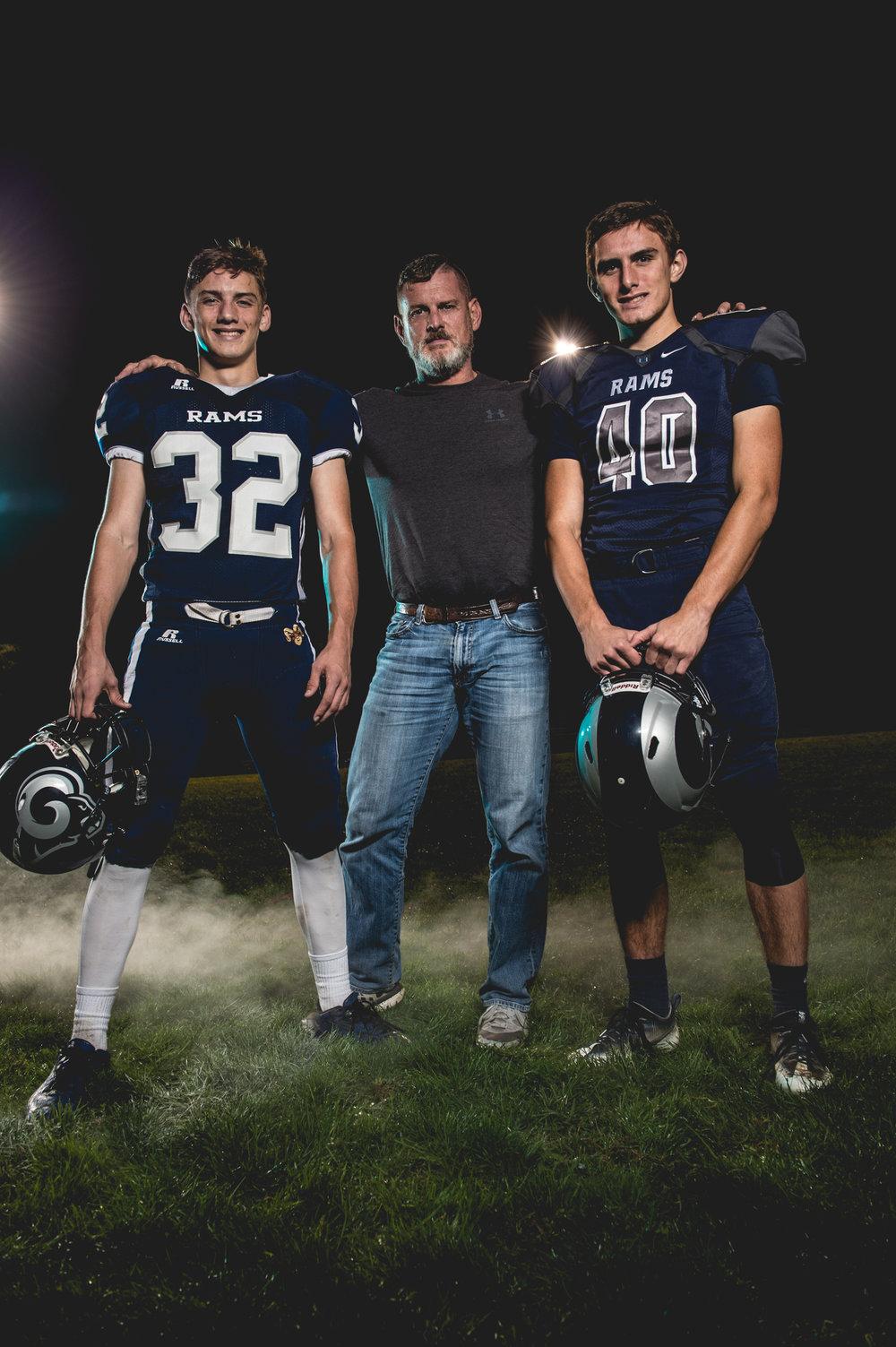 Ryan, me and Ethan